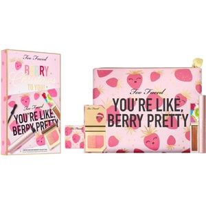Too faced; your like berry pretty 🔥lowest price🔥
